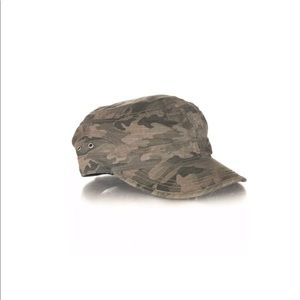 COPY - Carhartt camouflage green cap hat